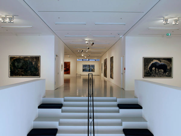 Inside view ART FOYER