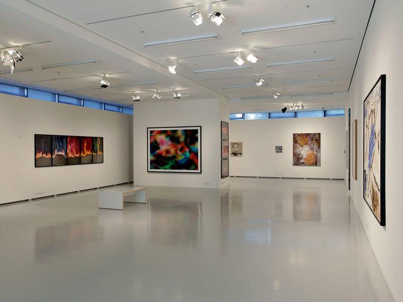 Art For Foyer : Art foyer of dz bank collection frankfurt convention bureau