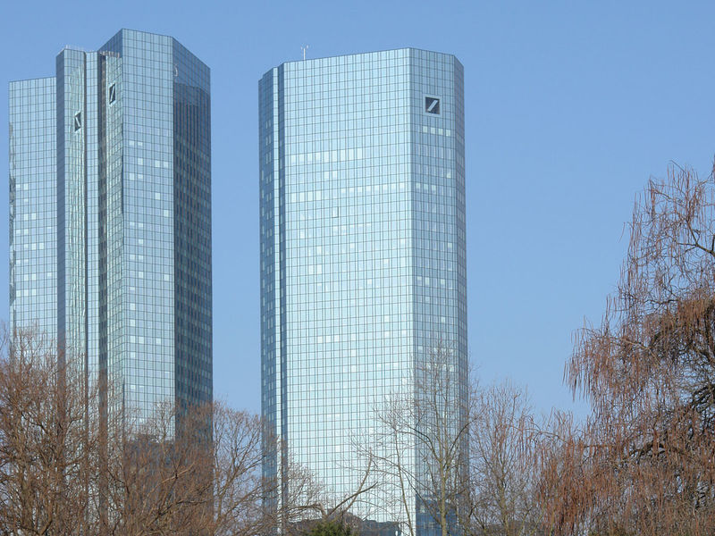 Deutsche Bank Twin Towers | Frankfurt Tourism