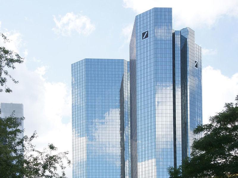 Buchungszeiten Deutsche Bank Uhrzeit