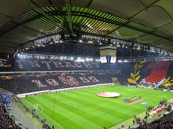 Eintracht Museum Frankfurt - Stadion