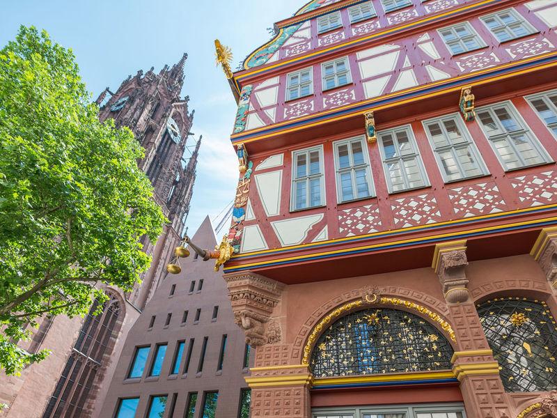Haus zur Goldenen Waage - House of the Golden Scales