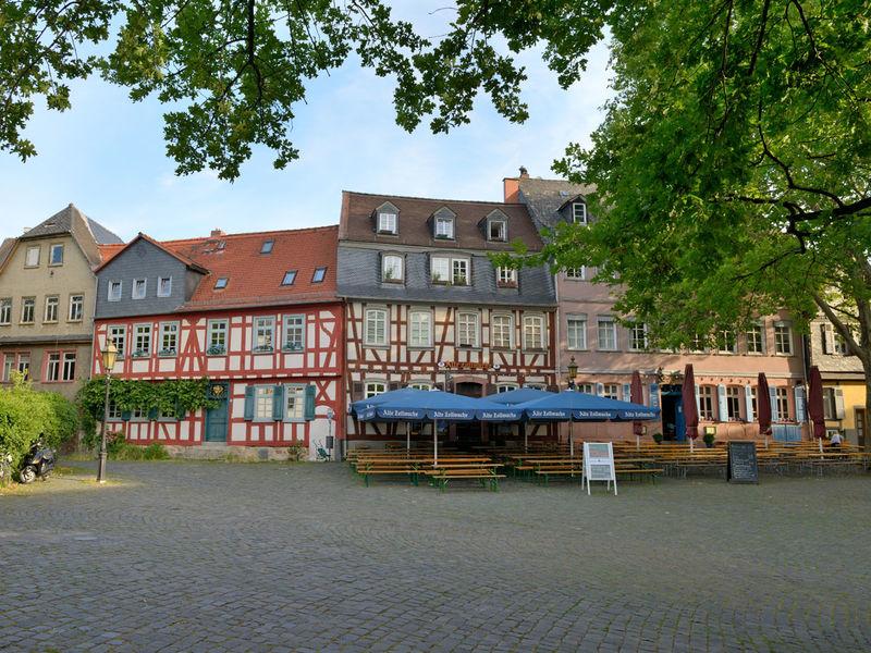 Höchster Schlossplatz