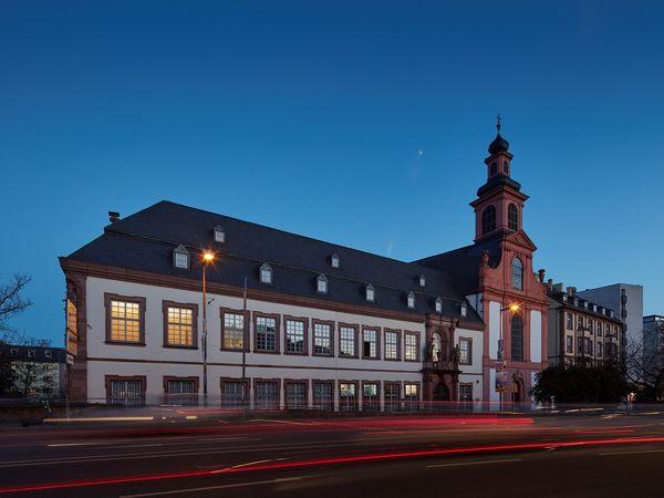 Außenansicht Ikonenmuseum