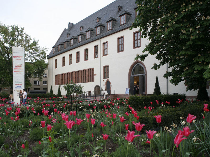 Institut für Stadtgeschichte im Karmeliterkloster