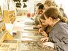 Druckwerkstatt im Jungen Museum Frankfurt