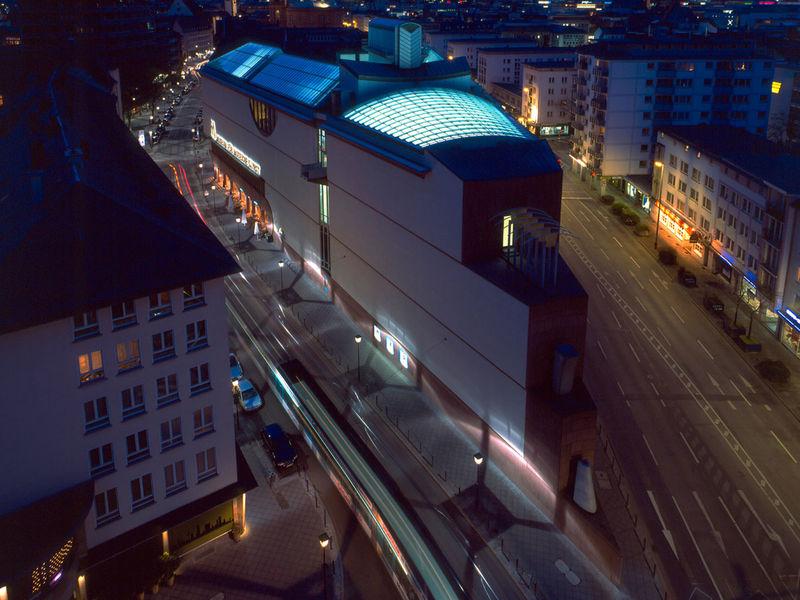 Mmk 1 museum of modern art frankfurt tourism for Design museum frankfurt