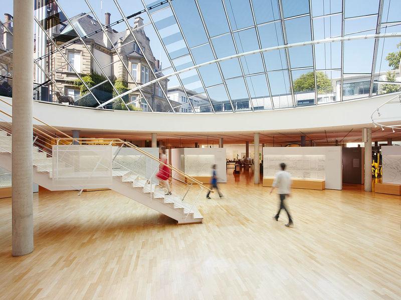 museum f r kommunikation frankfurt tourismus. Black Bedroom Furniture Sets. Home Design Ideas