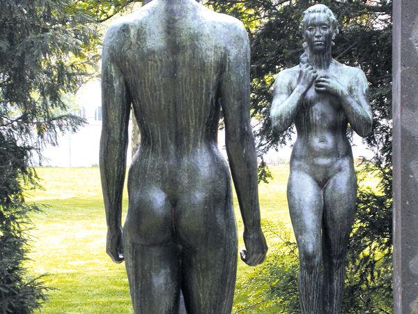 Ring der Statuen