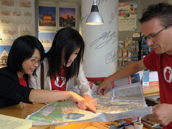 Tourist Information Römer