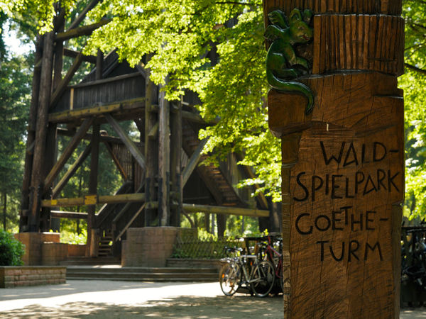 Waldspielpark Goetheturm