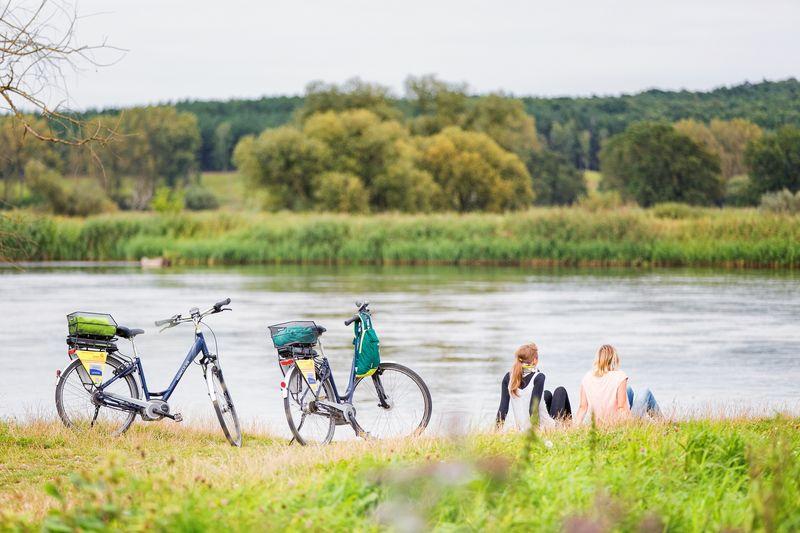 "4. Etappe ""Oder-Neiße-Radweg"": Frankfurt (Oder) - Küstrin"