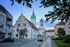 Altstadt mit Dom in Fürstenwalde, Foto: Seenland Oder-Spree / Florian Läufer