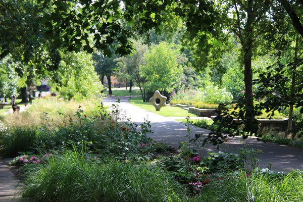 Botanischer Garten in Frankfurt (Oder), Foto: Tourismusverband Seenland Oder-Spree e. V.