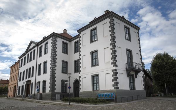 Brandenburgisches Landesmuseum für moderne Kunst Frankfurt (Oder) - Standort Packhof, Foto: TMB-Fotoarchiv/Steffen Lehmann