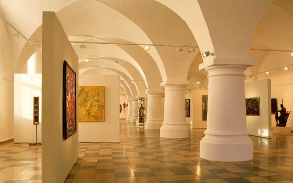 Brandenburgisches Landesmuseum für moderne Kunst Frankfurt (Oder) - Standort Rathaushalle, Foto: TMB/Hirsch