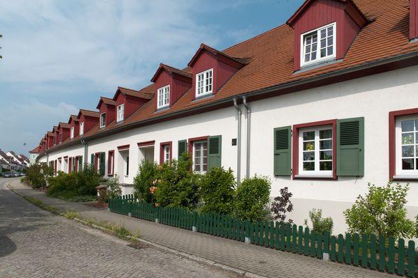 Gartensiedlung Paulinenhof, Foto: Adam Czernienko