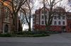 Altes Gefängnis mit Blick von der Stadtseite, Foto: Karl-Konrad Tschäpe