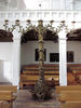 Kirche St. Gertraud Frankfurt (Oder) - Leuchter, Foto: H. Brendler