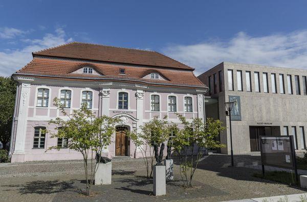 Das Kleist-Museum Frankfurt (Oder), Foto: TMB-Fotoarchiv/Steffen Lehmann