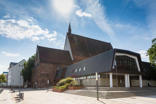 Konzerthalle Frankfurt (Oder), Foto: Seenland Oder-Spree e.V., Florian Läufer