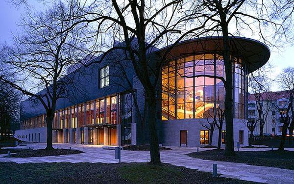 Außenansicht Kleist Forum Frankfurt