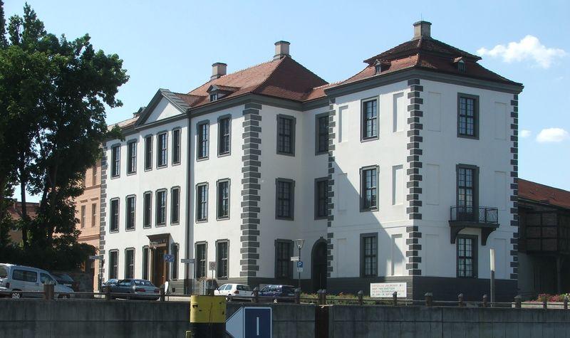 Museum Viadrina (Junkerhaus), Foto: Wolfgang Brisch