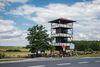 Aussichtsturm in den Naturpark Wartemündung, Foto: Seenland Oder-Spree/Rene Matschkowiak