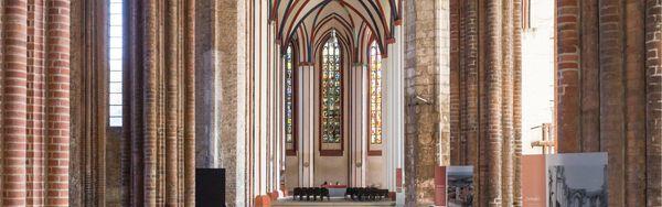 St. Marienkirche Frankfurt (Oder), Foto: TV Seenland Oder-Spree/Florian Läufer