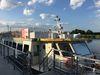 Fahrgastschiff Zefir, Foto: Ellen Rußig