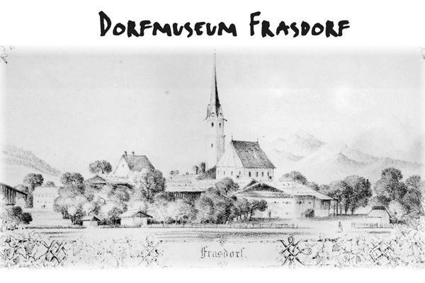 Dormuseum in gezeichneter Form.