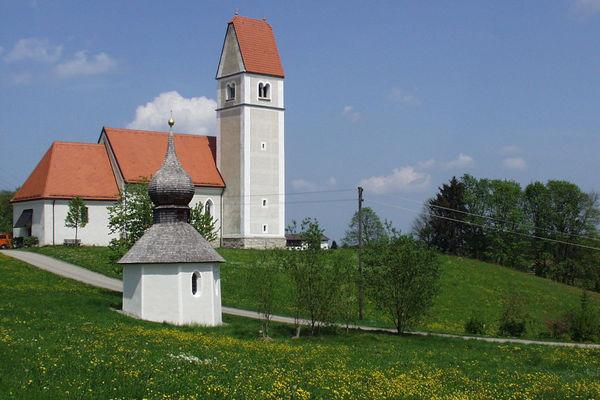Wallfahrtskirche St. Florian bei Frasdorf