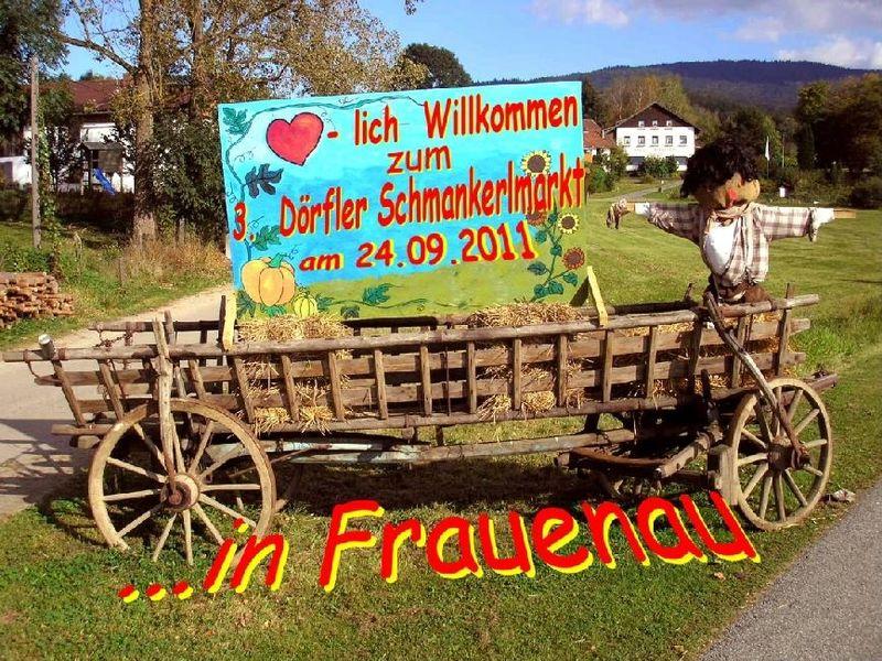 Dörfler Schmankerlmarkt in Frauenau im ArberLand Bayerischer Wald
