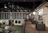 Ausstellung beim Kunstforum Ofenhalle in der Freiherr von Poschinger Glasmanufaktur in Frauenau