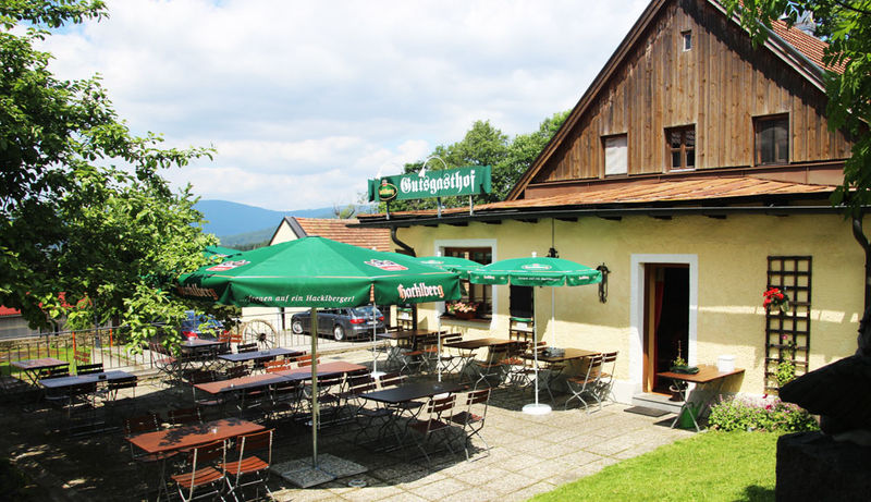 Gutsgasthof Oberfrauenau