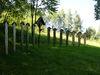 Die Totenbretter werden vom Heimatverein Frauenau gepflegt