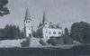 Reste des ehemaligen Schlosses Oberfrauenau beim Abbruch