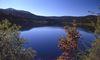Die Trinkwassertalsperre Frauenau ist schön in die Bayerwald-Landschaft eingebunden