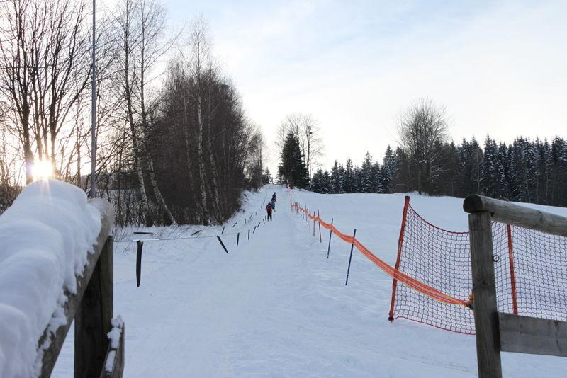Skilift für Fortgeschrittene - Zell in Frauenau