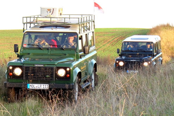 Abenteuer-Safari, Foto: Brandenburg Tours