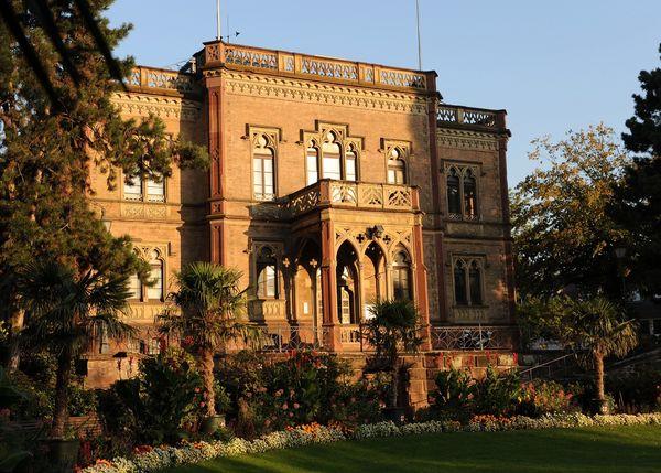Freiburg Archäologisches Museum Colombischlössle