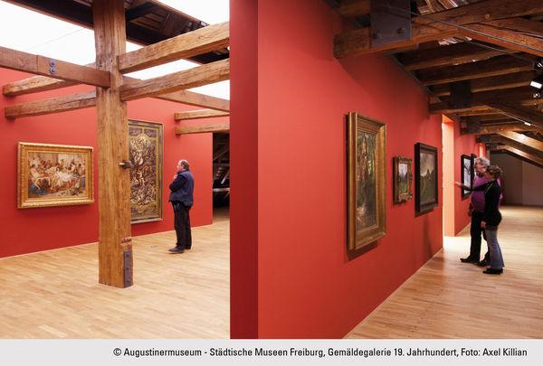 Freiburg Augustinermuseum Gemäldegalerie