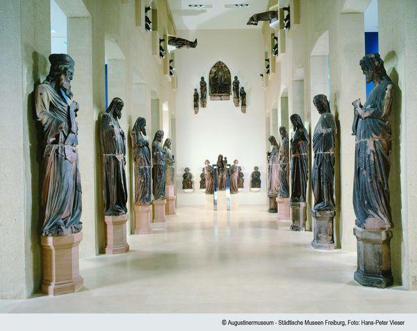 Freiburg Augustinermuseum Skulpturenhalle