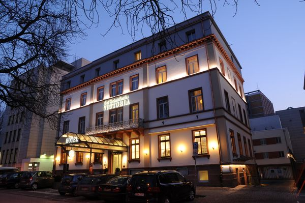 Best Western Premier Hotel Victoria de nuit