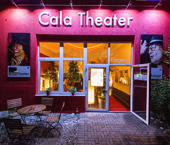 Cala Theater entrance