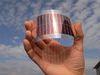ISE célula solar orgánica