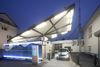 Gasolinera de hidrógeno solar