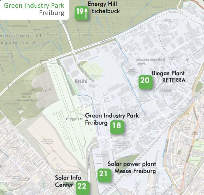 Green Industry Park Freiburg Freiburg Tourism