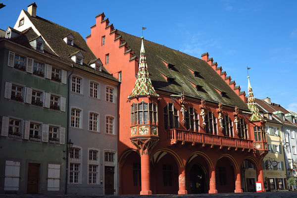 Freiburg Historisches Kaufhaus