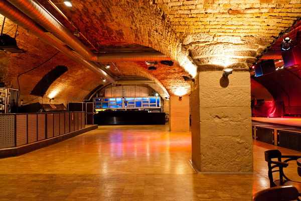 sala della Jazzhaus